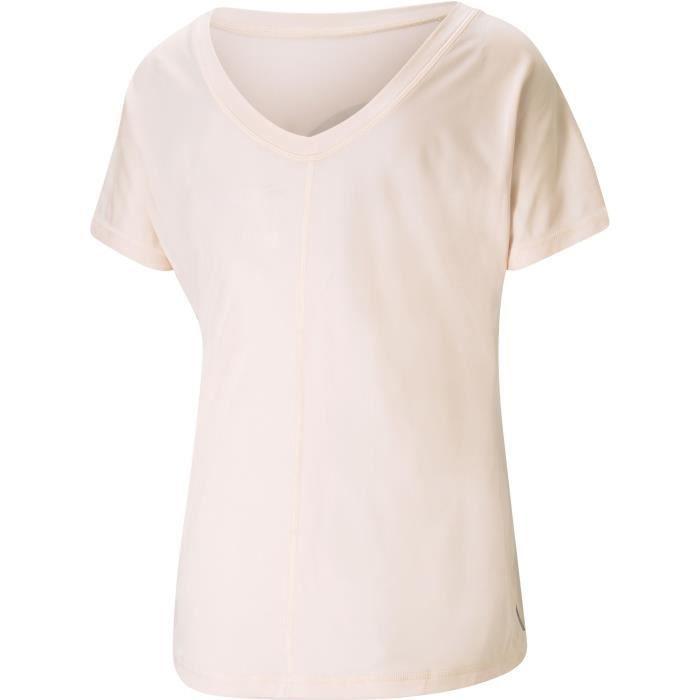 Tee-shirt - PUMA - Train Jersey Cat Tee