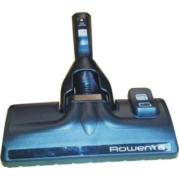 suceur brosse amovible noir aspirateur silence force 4A rouge rowenta RS-RT4308