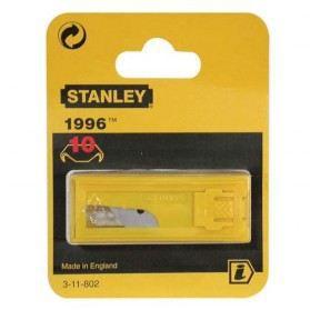 STANLEY 10 lames de couteaux 1996 avec trou