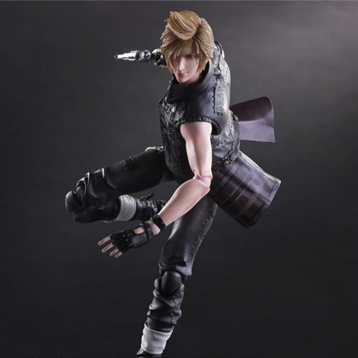 Final Fantasy XV Prompto Argentum 28cm figurine