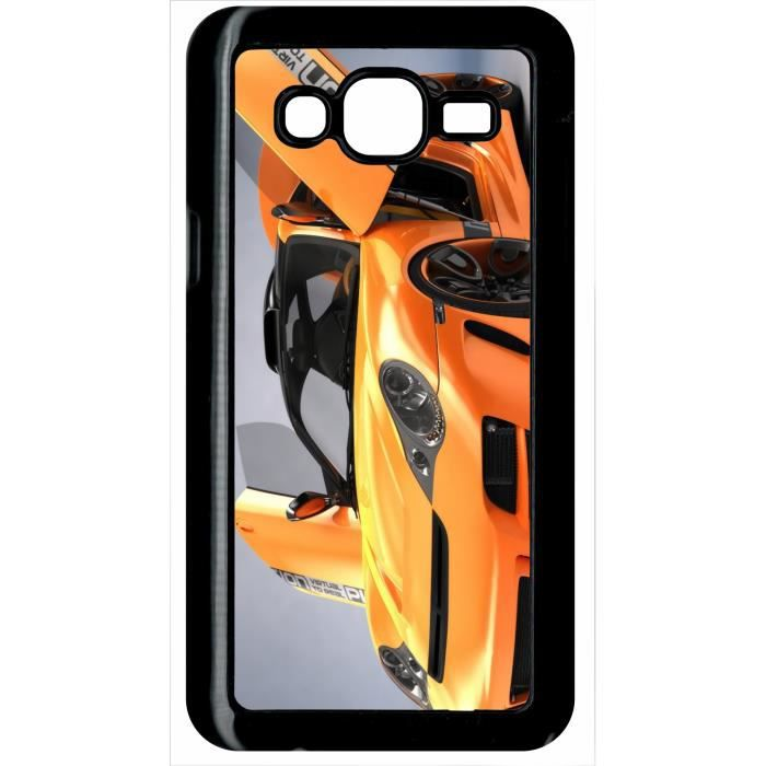 Coque samsung galaxy j5 porsche 911 996 orange portes for Housse porsche 996
