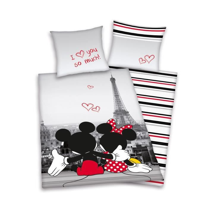 housse de couette minnie 220x240 28 images housse de couette junior minnie quot caf 233 quot. Black Bedroom Furniture Sets. Home Design Ideas