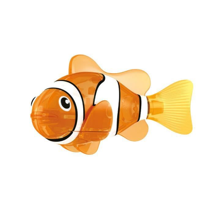 Robo fish tropical poisson clown achat vente jouet for Poisson clown achat