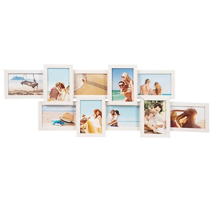 4 emplacements toile cadre photo art chambre de vos enfants enfants Collage décoration