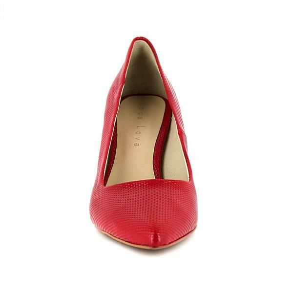 Escarpin Loca lova chaussure Rouge INDEPENDANTE ANTIK DIAMOND - Couleur - Rouge