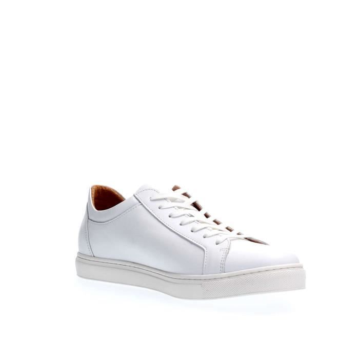 SELECTED SNEAKERS Homme WHITE, 40