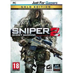 JEU PC Sniper Ghost Warrior 2 Gold Jeu PC