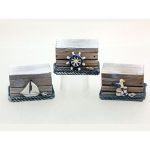 Decoration marin achat vente decoration marin pas cher for Decoration marine bois