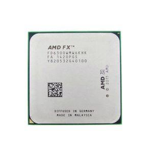 PROCESSEUR AMD FX 6300 AM3 + 3.5 GHz 8 MB CPU processeur pièc