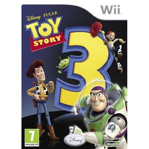 JEU WII Toy Story 3: The Video Game Wii [import anglais]