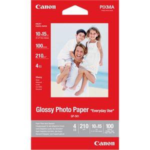 PACK IMPRIMANTE CANON - CANON GP-501 GP-501 CANON 0775B003 PHOTO P