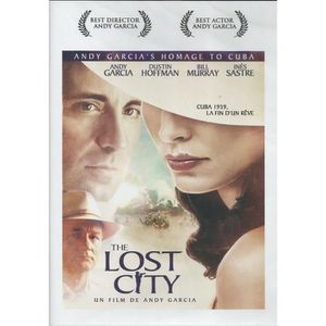DVD FILM DVD - The Lost City [ Andy GARCIA - Dustin HOFFMAN