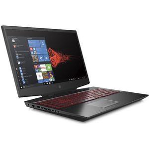 ORDINATEUR PORTABLE HP OMEN 17-cb0015nf - Intel Core i7-9750H 8 Go SSD