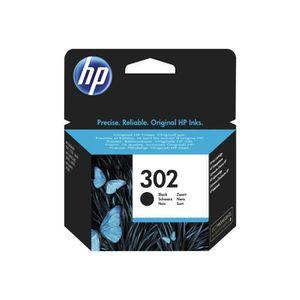 CARTOUCHE IMPRIMANTE HP 302 Noir par coloration originale cartouche d'e