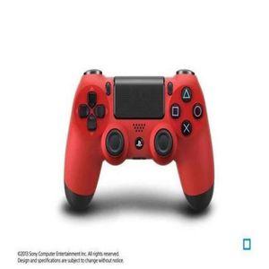MANETTE JEUX VIDÉO Manette de Jeu DualShock 4 Rouge PS4