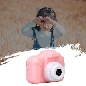 APPAREIL PHOTO COMPACT Mini Appareil photo numérique pour bébé enfant, ro