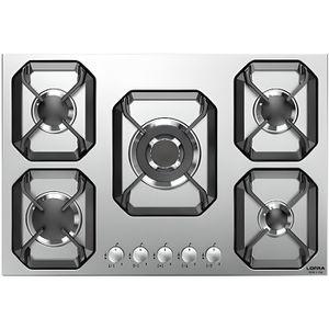 PLAQUE GAZ LOFRA HLS7A0 Uranus 75 table de cuisson  valved 75