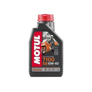 HUILE MOTEUR Huile moteur MOTUL 7100 10W40 4T - 1 Litre