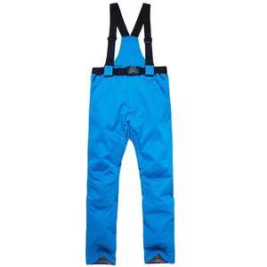 PANTALON DE SKI - SNOW Pantalon de Ski Homme Imperméable Chaud Epais Hive