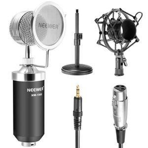 MICROPHONE Neewer NW-1500 Microphone à Condensateur d'Enregis