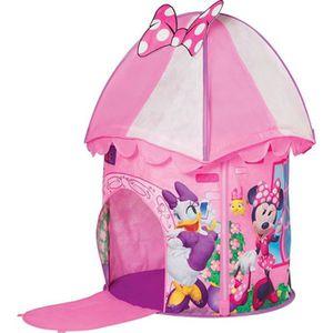 APPAREIL AUTOBRONZANT Tente de jeu en forme de boutique motif Disney Min