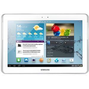 TABLETTE TACTILE SAMSUNG Galaxy Note 10.1 WiFi 16 Go - blanc (GT…