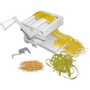 MACHINE À PÂTES Machine à pâtes 4 fonctions premier prix