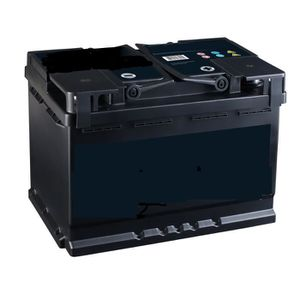 BATTERIE VÉHICULE Batterie 12V 40Ah 400A TOPCAR 414