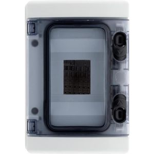 VMC - ACCESSOIRES VMC Coffret étanche IP65 4 modules livré avec accessoi
