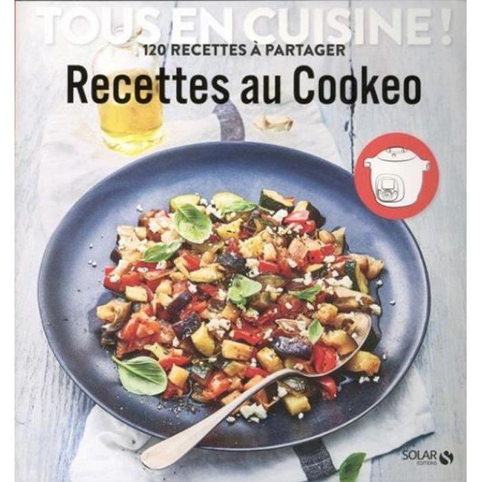 Livre Recette Cookeo