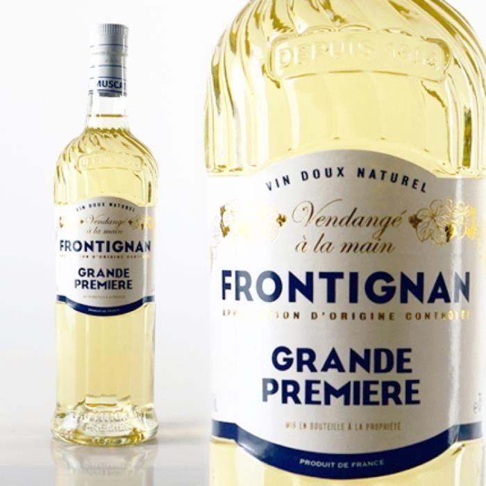 Vin - Muscat de Frontignan Cuvée Grande Première Blanc