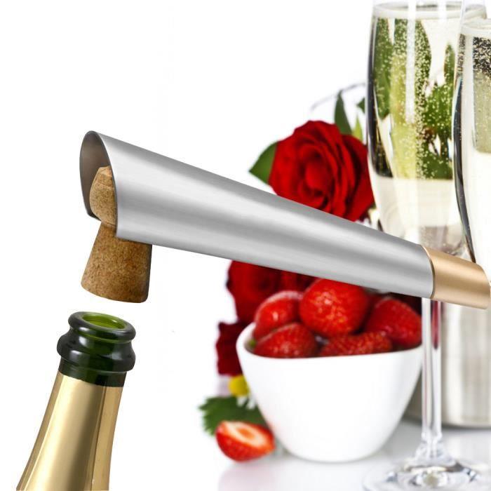 Chef et Sommelier - Tire bouchon à Champagne Ultra Design