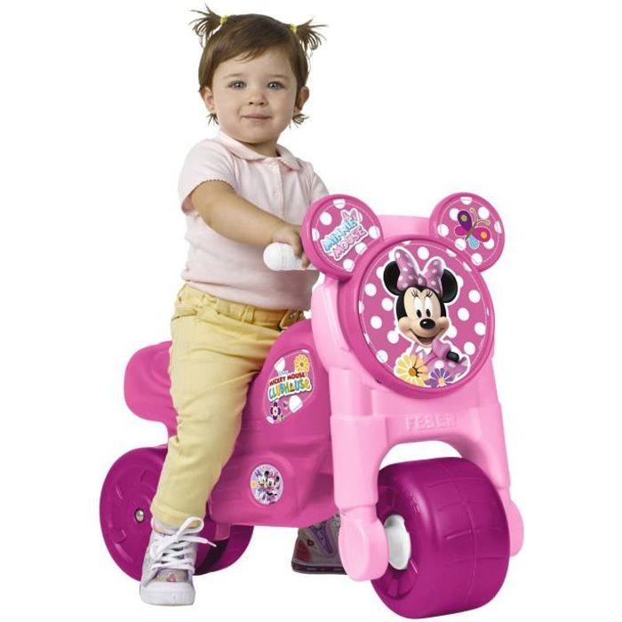 Moto minni jouet fille