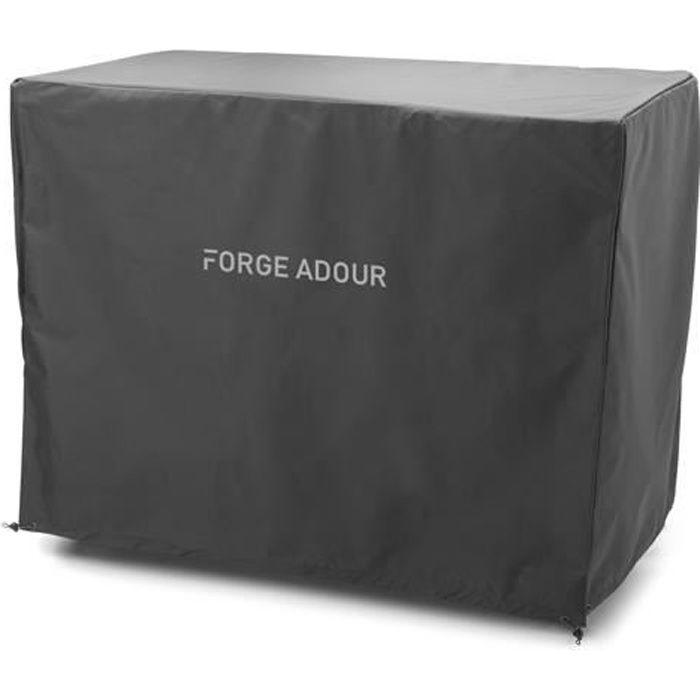 Housse pour table roulante crédence Forge Adour Anthracite