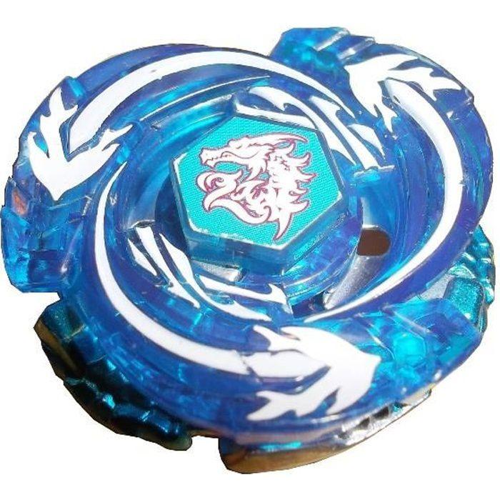 Toupie d'attaque bleu