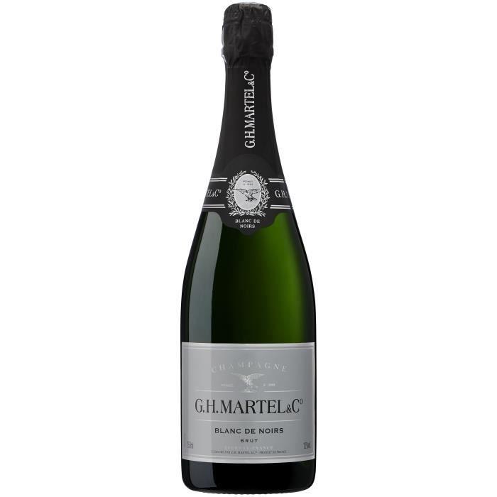 Champagne G.H. Martel Blanc de noirs Brut - 75 cl