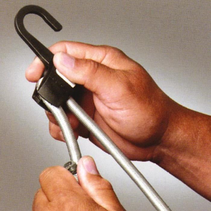 MASTER LOCK Sandow réglable - 50 à 100 cm