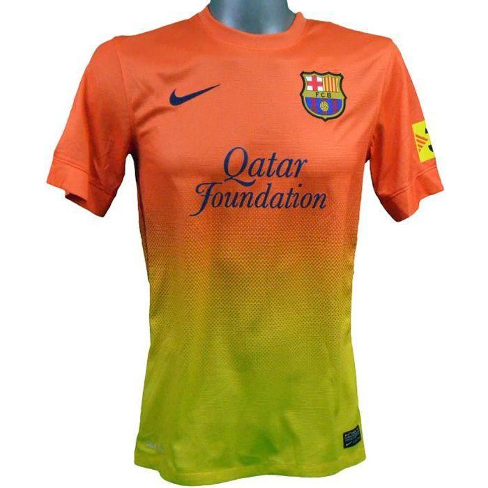 Maillot extérieur FC Barcelone 2012/2013 Messi