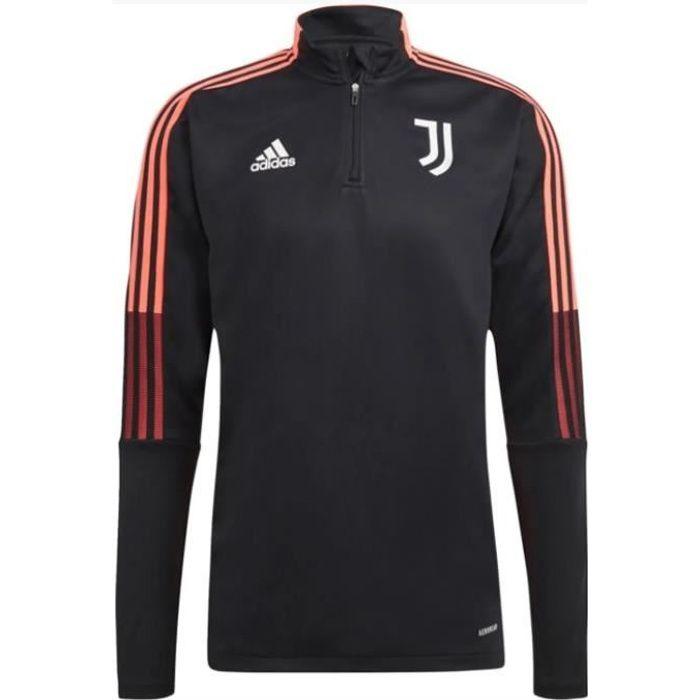 Sweat Top Juve Juventus Noir Rose 2021-2022 Enfant