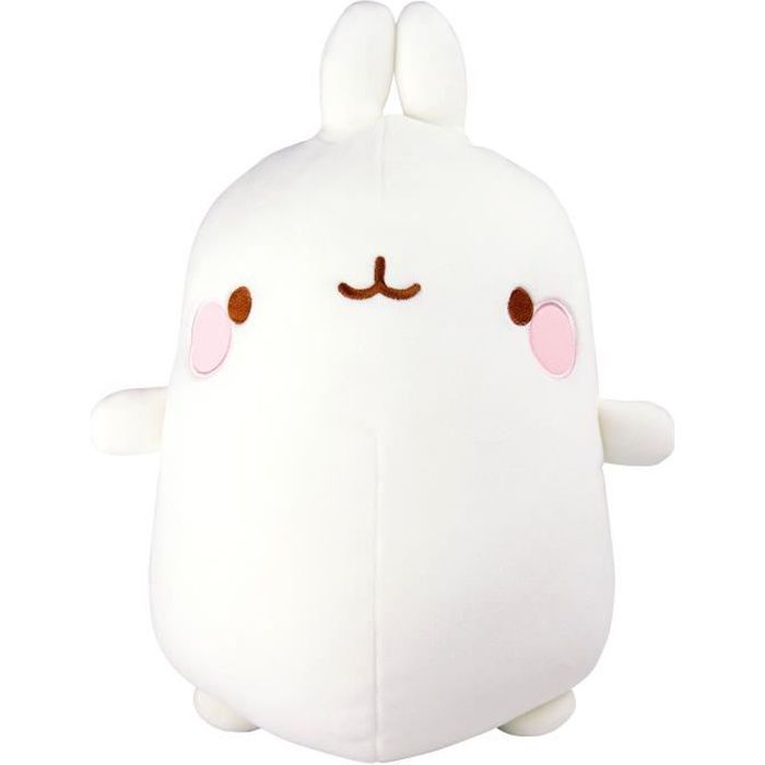 TOMY Peluche Super Douce Molang