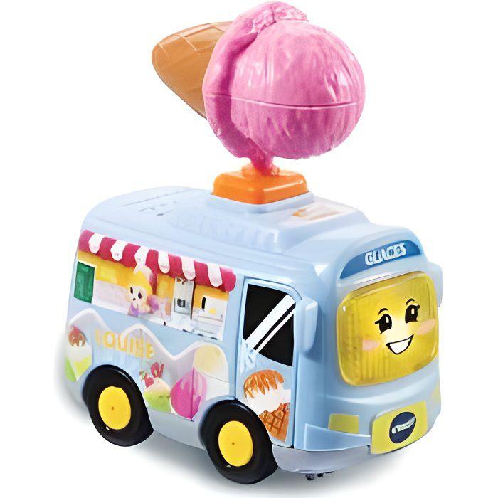 Vehicule Tut Tut Bolides Louise marchande de gourmandises - Camion de glaces - Vtech Edition Speciale