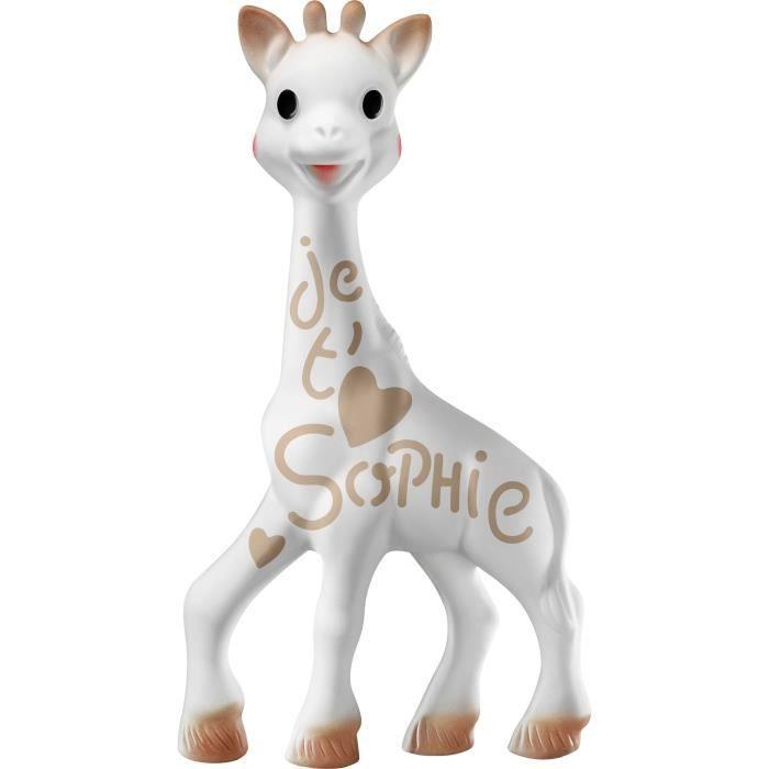 Sophie la girafe 60 ans Edition limitée -Sophie by Me-