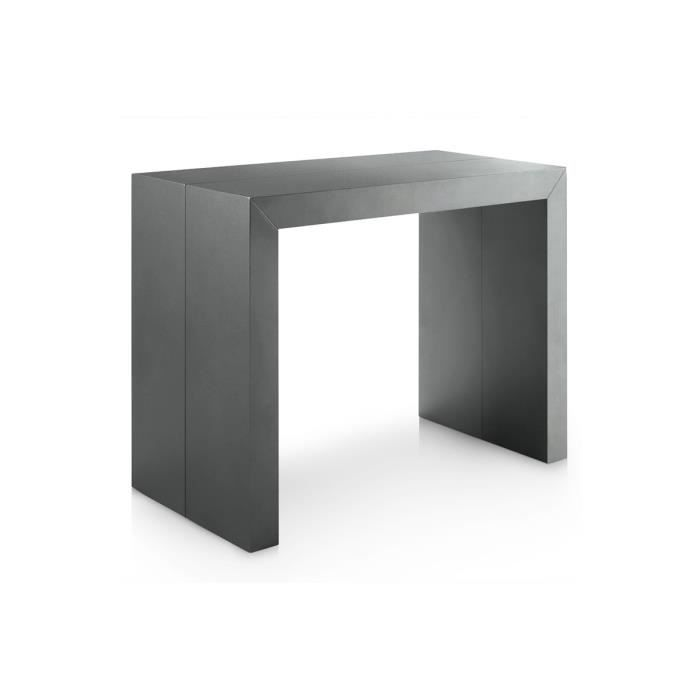 Table console retractable - Table a manger retractable ...