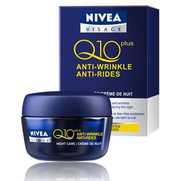 cr me de nuit anti rides nivea q10 plus achat vente anti age anti ride cr me nuit anti. Black Bedroom Furniture Sets. Home Design Ideas