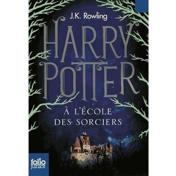 Harry Potter A L Ecole Des Sorciers J K Rowling Tome 1