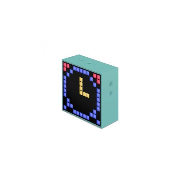 ENCEINTE NOMADE Enceinte DIVOOM Timebox Mini bleu teal