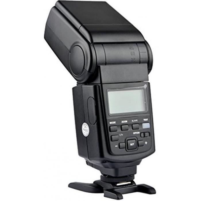 Flash godox tt660ii speedlite pour cam ra canon nikon - Ventes flash cdiscount ...