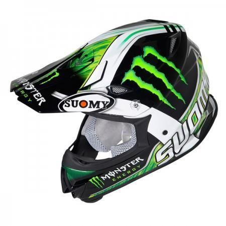 casque motocross suomy monster achat vente casque moto scooter casque motocross suomy mons. Black Bedroom Furniture Sets. Home Design Ideas