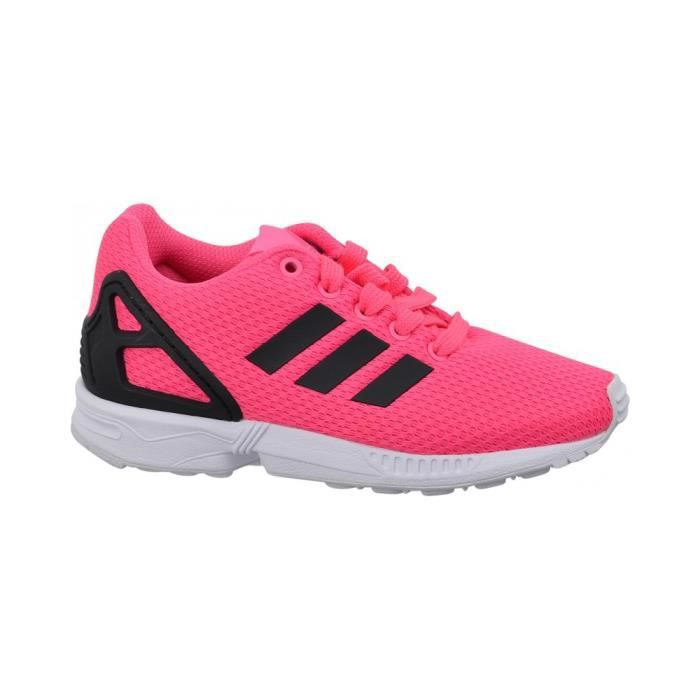 adidas torsion zx flux rose