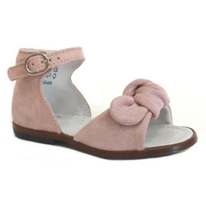 Little Mary Belina, Bout Ouvert Fille, Rose (Ibiza Rosa), 19 EU